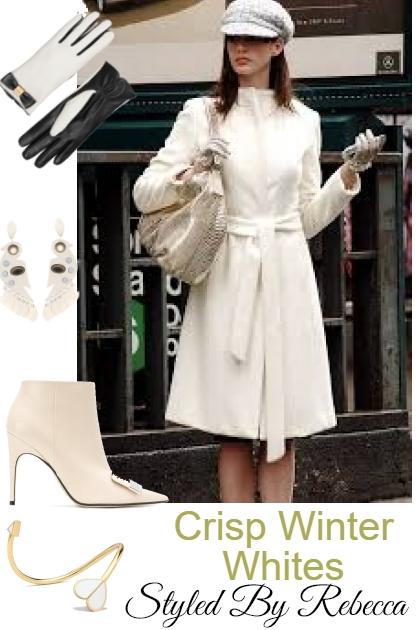 Crisp Winter White