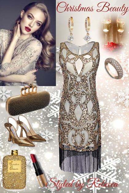 Christmas Beauty Contest