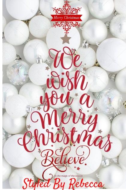 CHRISTMAS ART-12/15