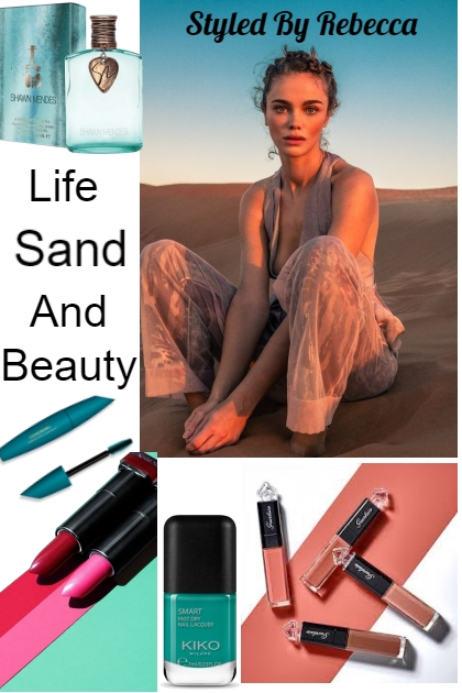 Life,Sand, And Beauty