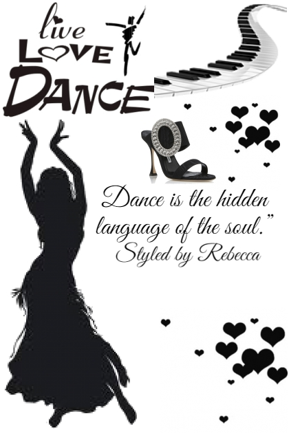 Dance is the hidden language of the soul.""
