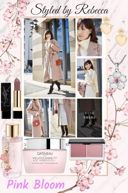 Street Pink Bloom