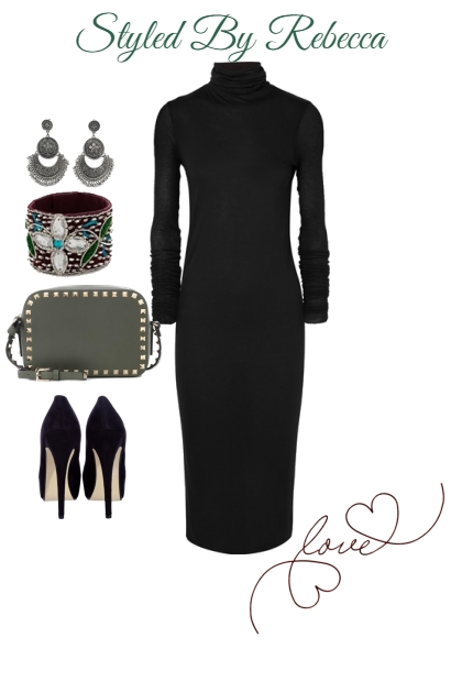 Set 1-Long Dress