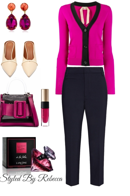 Work In Bold Color