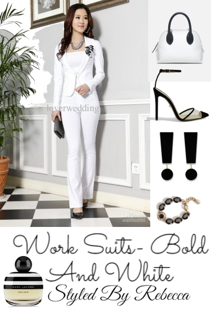 Bold And White