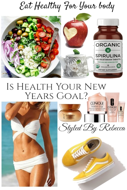 Is Health Your New Years Goal?
