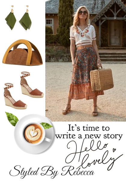 Write A New Story