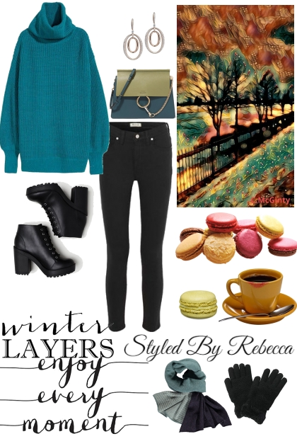 Winter Layers _Park Style