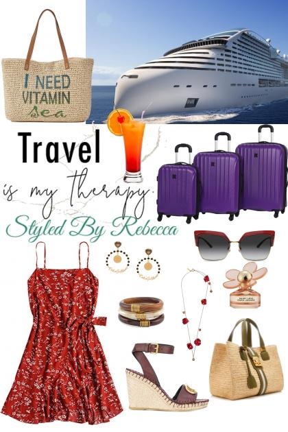 Travel Vacation-The Sea