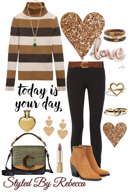 Today Is A day For Love-Street Style