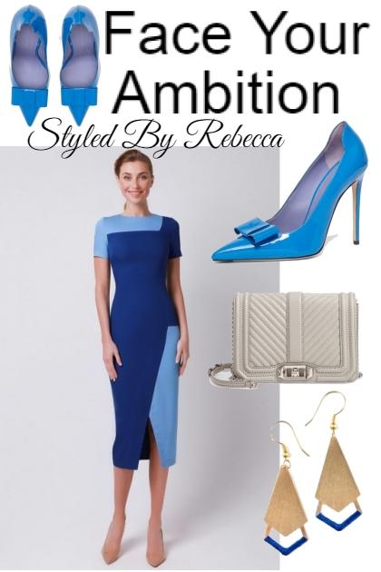 Face Your Ambition -Blue Ambition