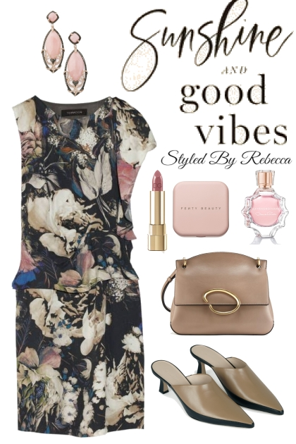 Florals And Good Vibes