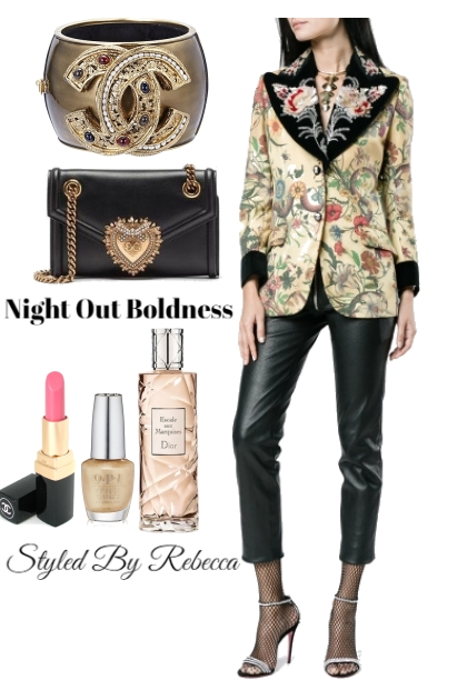 Night Out Boldness