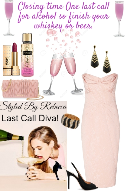 Last Call Diva!