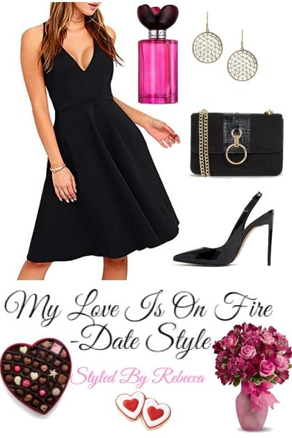 Date Night Style-February Romance