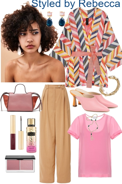 What to wear  for Friday-Casual Day- Fashion set