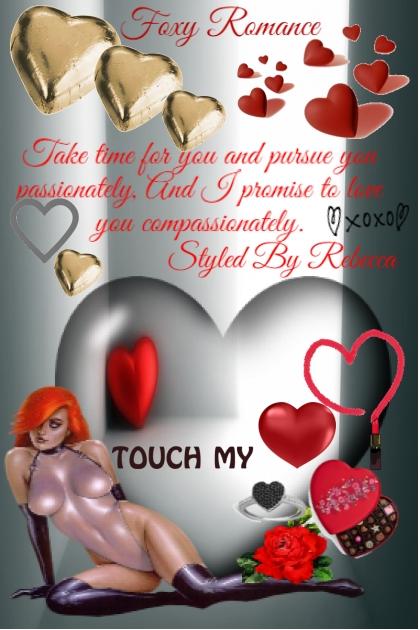 Foxy Romance-Touch My Heart