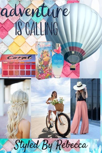 2020 Spring Adventure- Fashion set