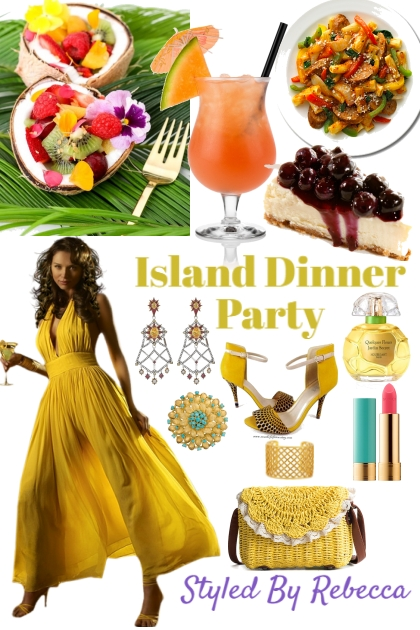 Island Dinner Party