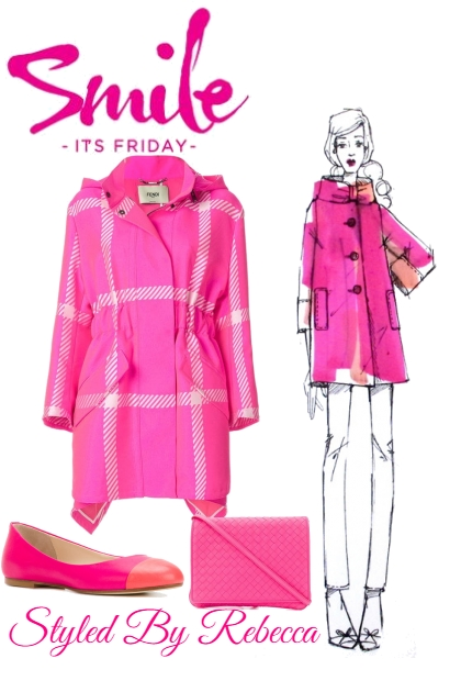 Smile -Pink Friday