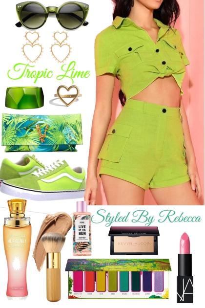 Tropic lime