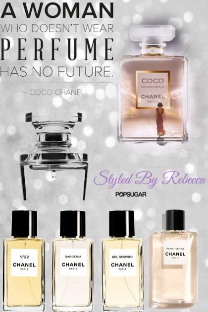 Wear Perfume