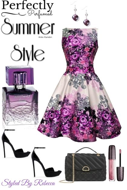 Purple Cuteness
