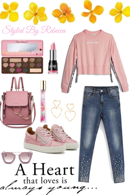 Spring Street Style For Teens