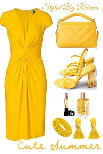 Yellow Life- Cute Summer