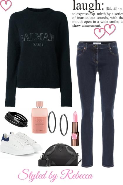 2/25 Comfy Street Jeans