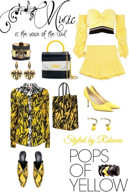 Pop Yellow