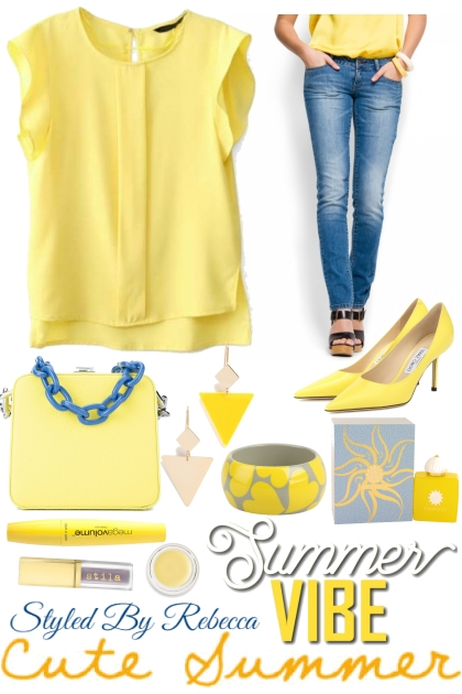 Great Yellow Vibes
