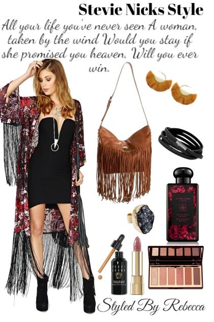 Stevie Nicks Inspired Style