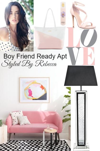 Boyfriend Ready Apt