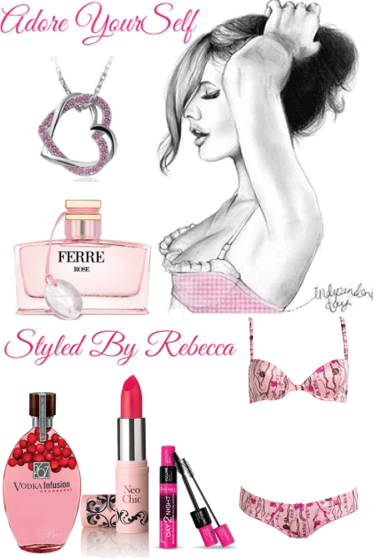 Adore Yourself-Spring Pink