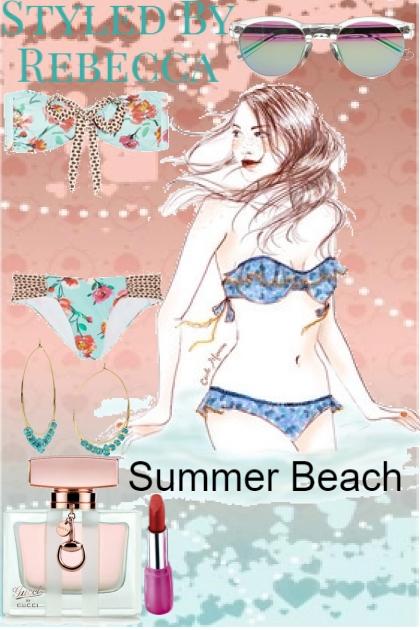 Summer Beach Wardrobe Ready