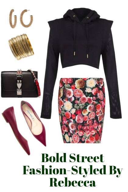 Only For The Bold-Spring Street Fashion