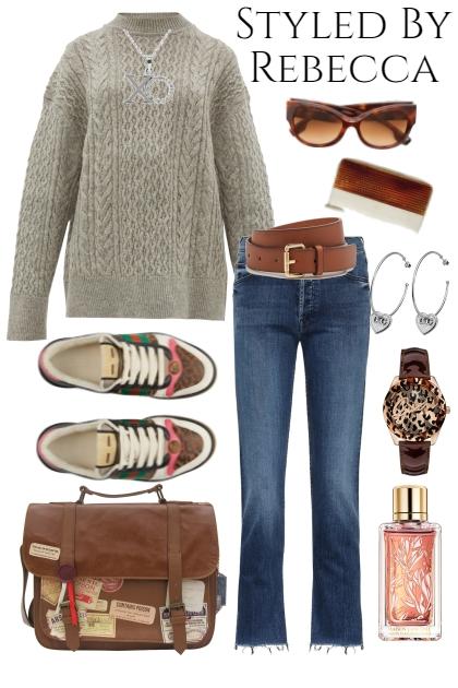 Daily Comfort-March 11- Combinazione di moda