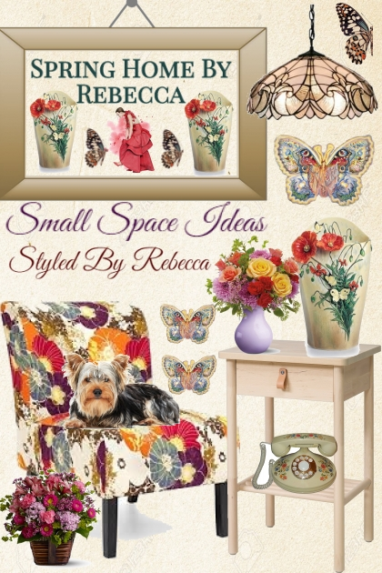 Nook-Small Space Ideas