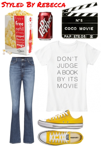 Movie Night Casual