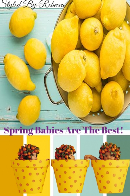 Spring Babies Are The Best