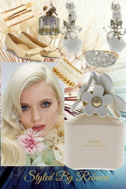 Bloom In Style For Spring Beauty- 搭配