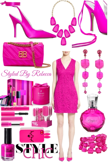 Everything Pink Style Chic