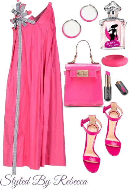 Just Some Pink In Your Friday