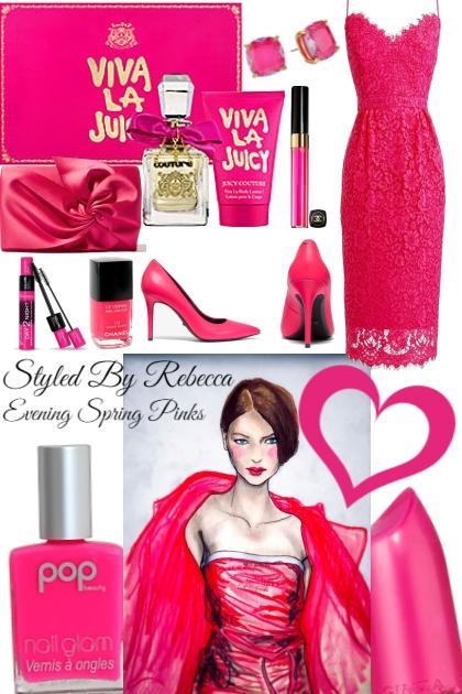 Evening Spring Pinks