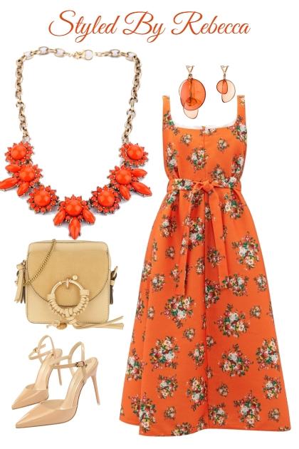 Orange You Glad Sunday