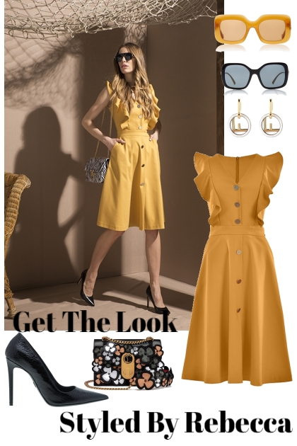 Summer Is Approaching-Get The Look