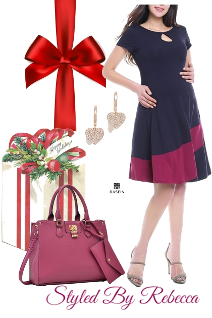 Maternity Dresses-set 1