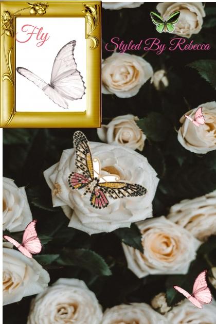 Fly-Broach Fashion- Kreacja