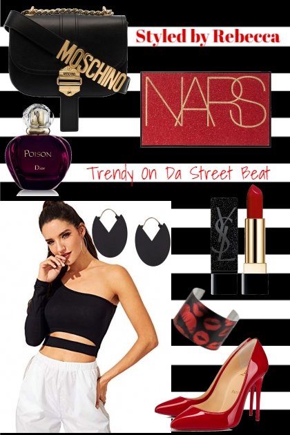 Trendy On Da Street Beat